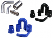 Silicone Hoses/Alu Pipes