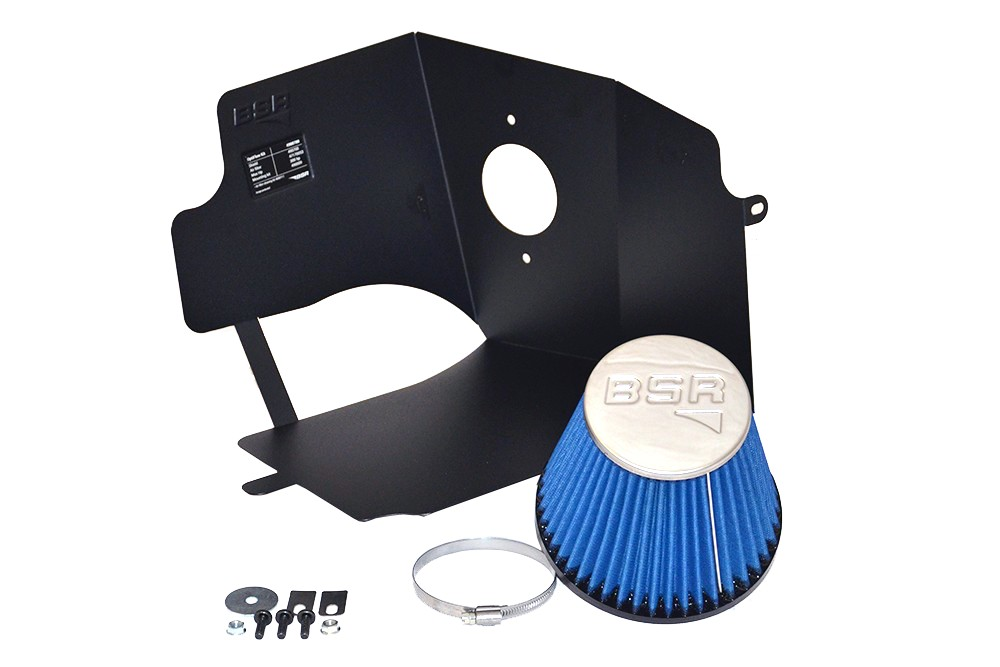 Air Filter Universal Soft Foam Twin Induction Type
